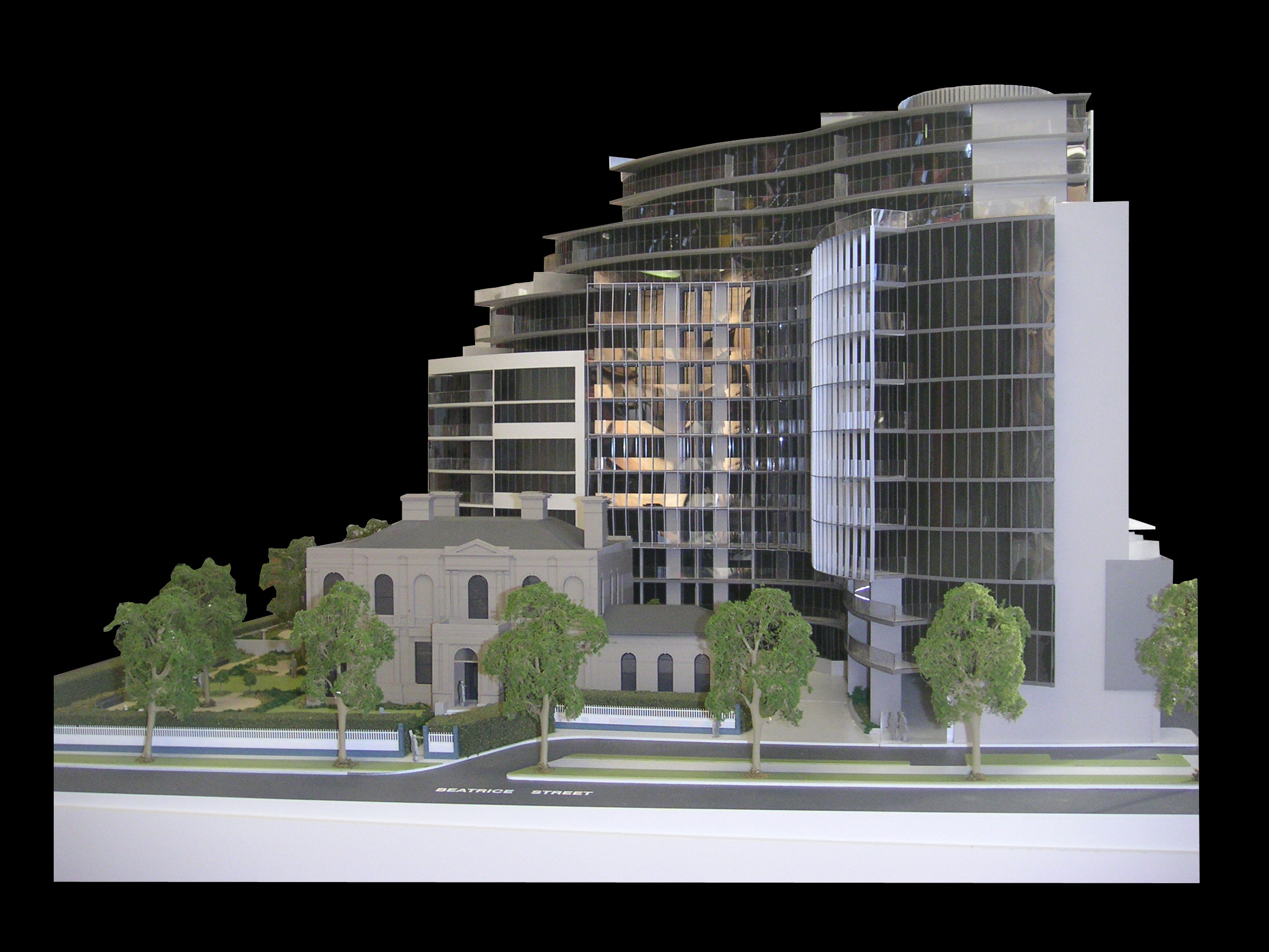 Project 50 Queen St, Estate Propertie Australia 2